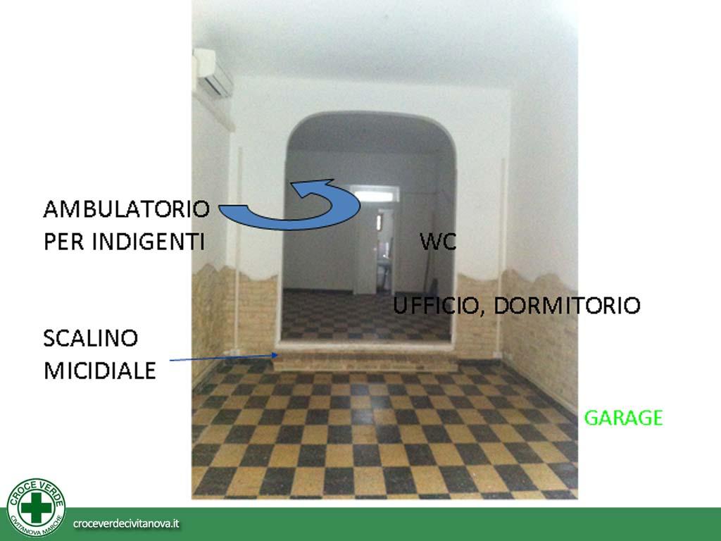 Banconi Per Ufficio Avs : Le nostre sedi croce verde civitanova