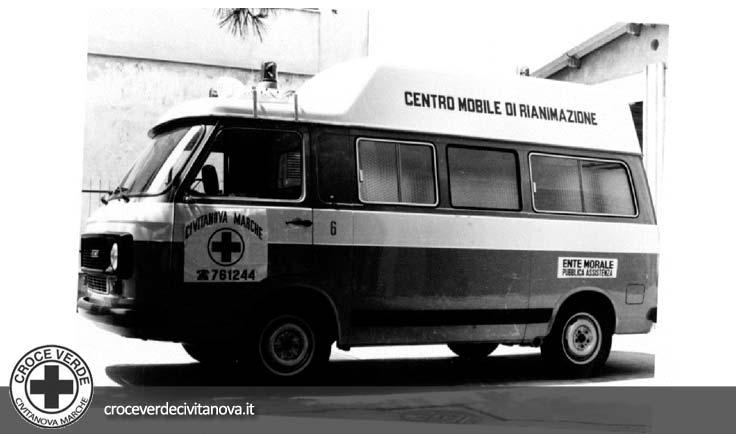 <strong>1982</strong> | FIAT 238E | Tetto Alto