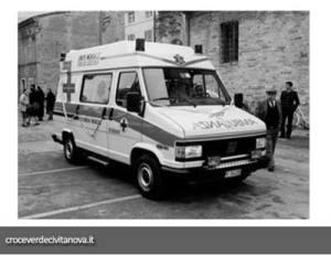 ambulanza fiat ducato| croce verde civitanova marche