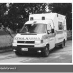 ambulanza volkswagen t4   croce verde civitanova marche