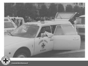 ambulanza citroen cx   croce verde civitanova marche