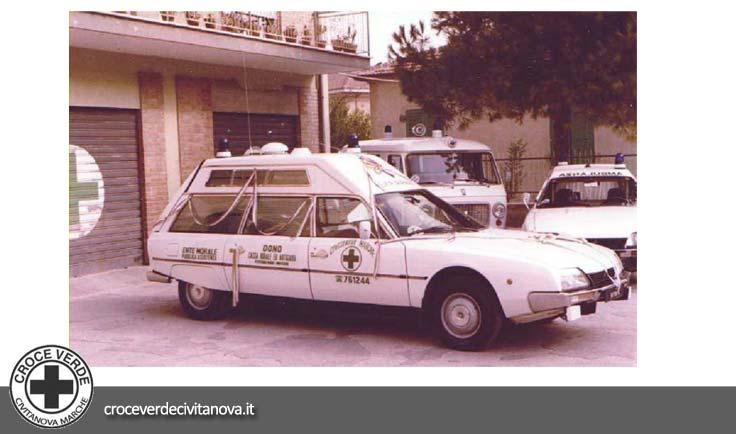 <strong>1979</strong> | CITROEN CX | Tetto Alto