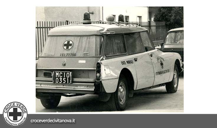 <strong>1972</strong> | CITROEN DS-21