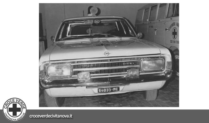 <strong>1967</strong> | OPEL REKORD 1700 CARAVAN