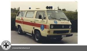 ambulanzavolkswagen t3nt| croce verde civitanova marche