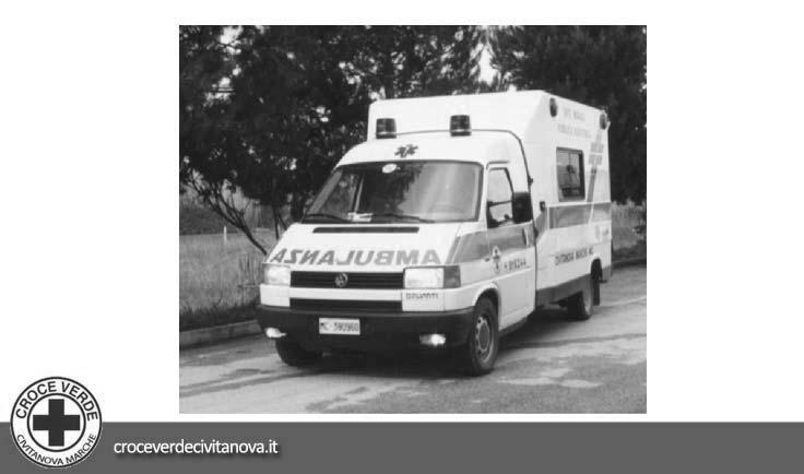 <strong>1993</strong> | VOLKSWAGEN T4 | Con Cellula Sanitaria