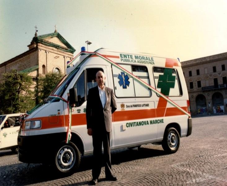 <strong>1995</strong> | FIAT DUCATO | LATTANZI