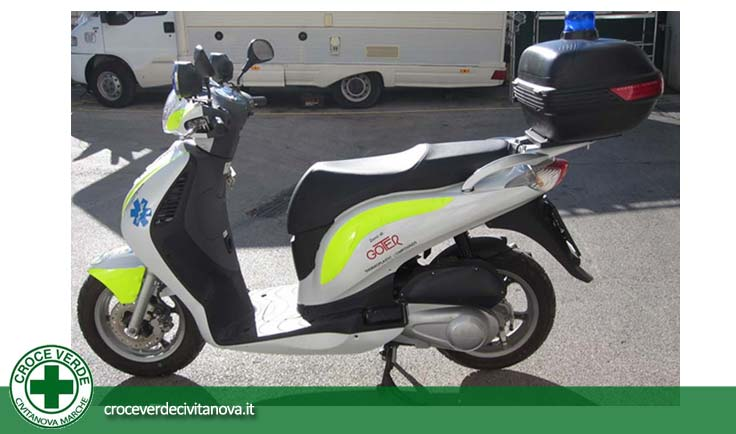 <strong>2011</strong> | SCOOTER HONDA